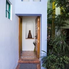 Projekty,  Drzwi zaprojektowane przez Bojorquez Arquitectos SA de CV