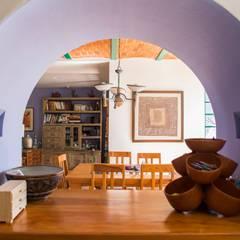 Dining room by Bojorquez Arquitectos SA de CV