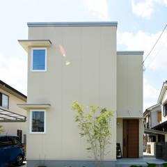 タイコーアーキテクト의  일세대용 주택