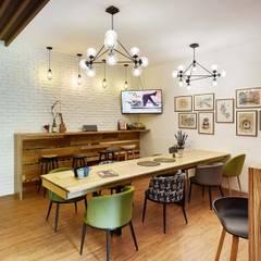 在游大俠裡找自己:  餐廳 by 舍子美學設計有限公司