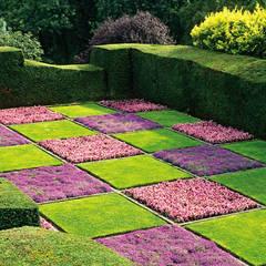 ERKALE MİMARLIK - ANKARA & ANTALYA – PEYZAJ TASARIM: modern tarz Bahçe