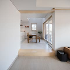 Dining room by 소하  건축사사무소    SoHAA