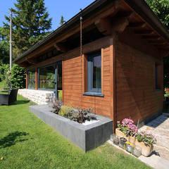 منزل خشبي تنفيذ Daniele Arcomano