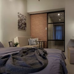 Brooklyn Vibe - The Currency:  Bedroom by MVRX Designs,