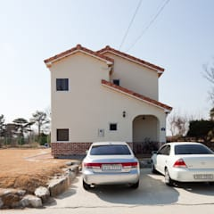 Double Garage by 위드하임,