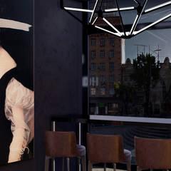 Дизайн интерьера кальянной с использованием картин: Коммерческие помещения в . Автор – Art-i-Chok