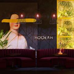Картины в интерьере  - идеи дизайна коммерческого интерьера: Коммерческие помещения в . Автор – Art-i-Chok