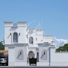 فيلا تنفيذ Comelite Architecture, Structure and Interior Design  , كلاسيكي