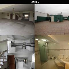 Penthouse dúplex San Isidro: Casas de estilo  por Artem arquitectura