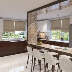 Modern Islamic Home Interior Design by Comelite Architecture, Structure and Interior Design Modern