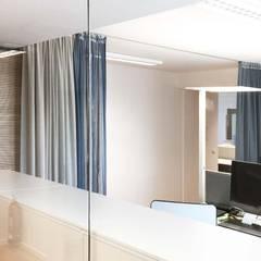 Blick ins Büro:  Bürogebäude von Betz Interiors