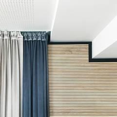 Detail Vorhang:  Bürogebäude von Betz Interiors