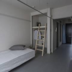 Dias#201: 山本嘉寛建蓄設計事務所 YYAAが手掛けた子供部屋です。
