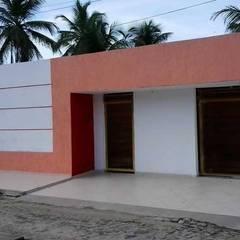 Residencia Hamil: Casas familiares  por Aleixo Arquitetura