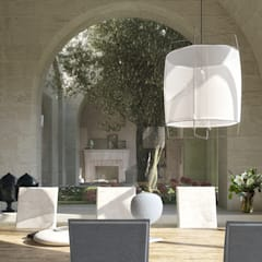 Dining room by architetto stefano ghiretti