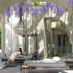 Projekty,  Willa zaprojektowane przez architetto stefano ghiretti
