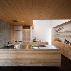 Cocinas de estilo  por kisetsu