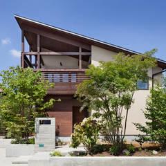 scandinavian Houses by HAN環境・建築設計事務所