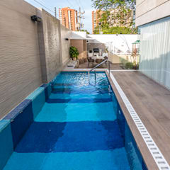 Garden Pool by Design Group Latinamerica