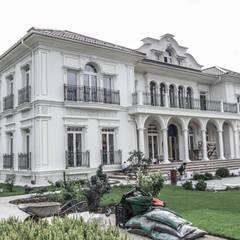 Villas by qoD.design архитектурная мастерская
