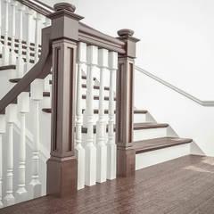 by qoD.design архитектурная мастерская Classic لکڑی Wood effect