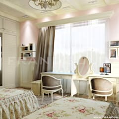 Girls Bedroom by Frandgulo