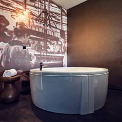 Cleopatra vrijstaand ligbad in moderne hotel:  Hotels door Cleopatra BV