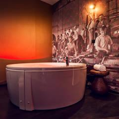 Vrijstaand bubbelbad van Cleopatra in hotel:  Hotels door Cleopatra BV