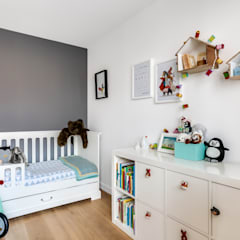 Baby room by Anne Lapointe Chila
