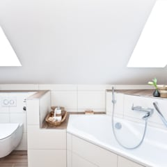Moderne Badezimmer Ideen Bilder Homify