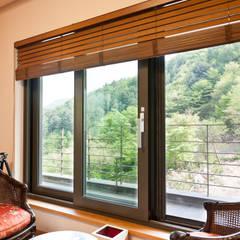 در و پنجره by 건축사사무소 아키포럼