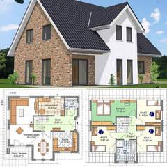Casas unifamiliares de estilo  por Kurt Buck Baugesellschaft, Clásico