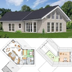Einfamilienhaus Elsfleth:  Einfamilienhaus von Kurt Buck Baugesellschaft