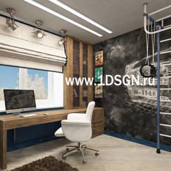 Boys Bedroom by Дизайн студия 'Дизайнер интерьера № 1'
