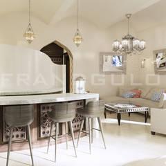 Projekty,  Sauna zaprojektowane przez Frandgulo