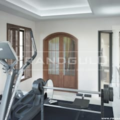 eclectic Gym by Frandgulo