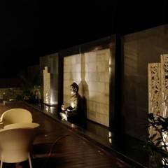 Wände von OFIA - Office For International Architecture