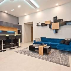 Luxuswohnung Im Herz Budapest: Wohnzimmer Von Remax DCI