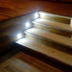 FEDEARROZ: Escaleras de estilo  por arquitectura sostenible colombia