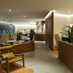Commercial Spaces by TC Arquitetura por Tereza Costa