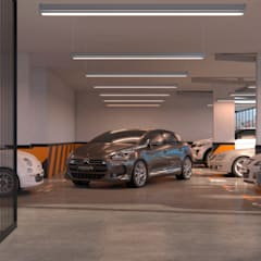 Property Development:  Double Garage by KA PROJECTS