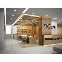 Elif Baltaoglu Interiors – Dent Group_Dental Clinic Design:  tarz Klinikler