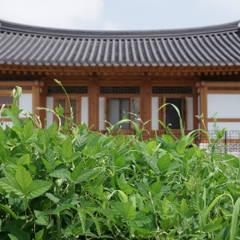 aziatische Huizen door 건축사사무소 아키포럼