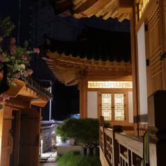 Houses by 건축사사무소 아키포럼