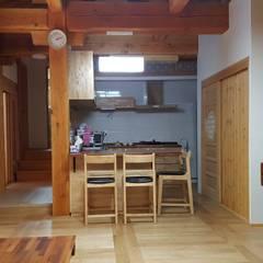asian Kitchen by 건축사사무소 아키포럼