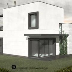 Buitenhuis door ATELIER OPEN ® - Arquitetura e Engenharia