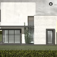 別墅 by ATELIER OPEN ® - Arquitetura e Engenharia