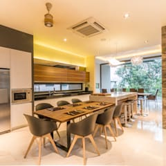 Cocinas modernas de MJ Kanny Architect Moderno