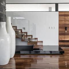 PROYECTO V-17: Pasillos y recibidores de estilo  por ARQDUO