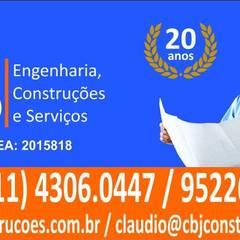 Eengezinswoning door CBJ Construções e Serviços